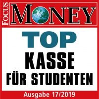 Focus Money Kasse fuer Studenten