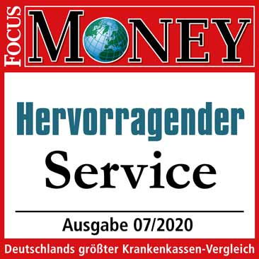 Focus Money Siegel Bonus Hervorragender Service